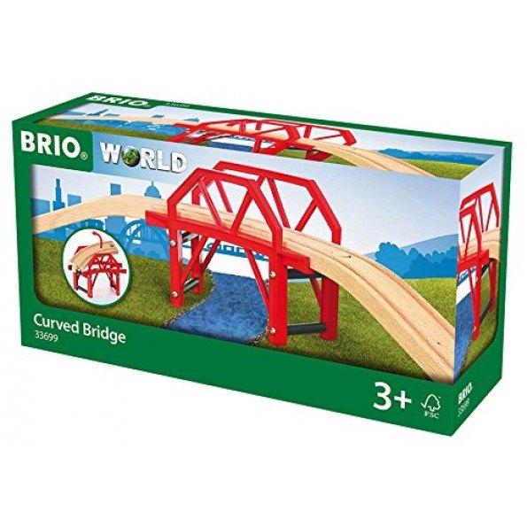 BRIO World - Bro med Sving - 33699