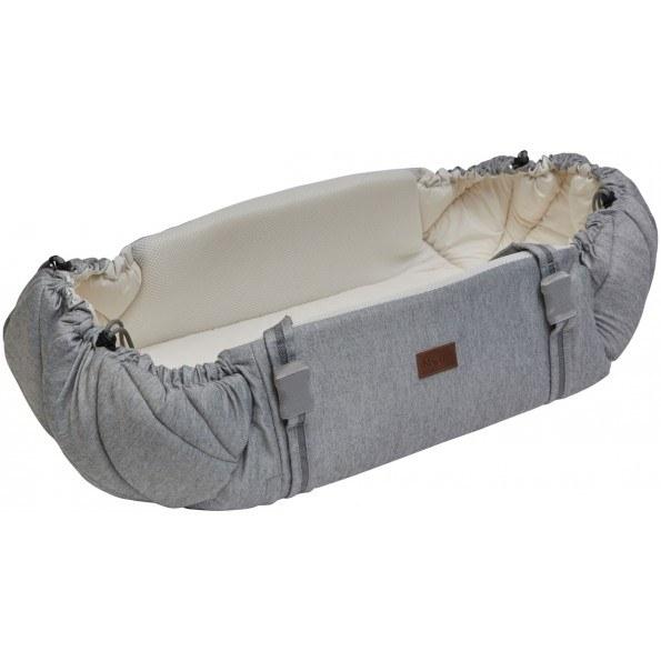 Najell Sleep Carrier - grå