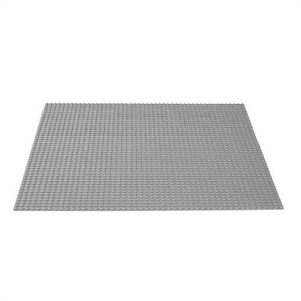 LEGO CLASSIC - Grå Byggeplade - 10701