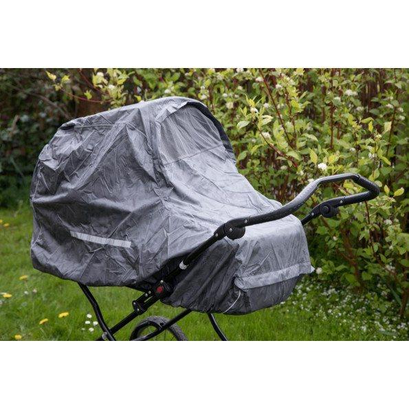 Sebra regnslag til barnevogn - Wildlife