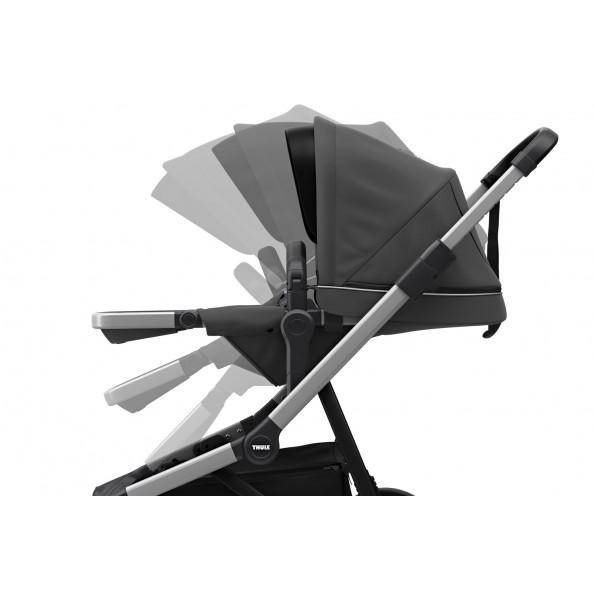 Thule Sleek klapvogn - Shadow Grey