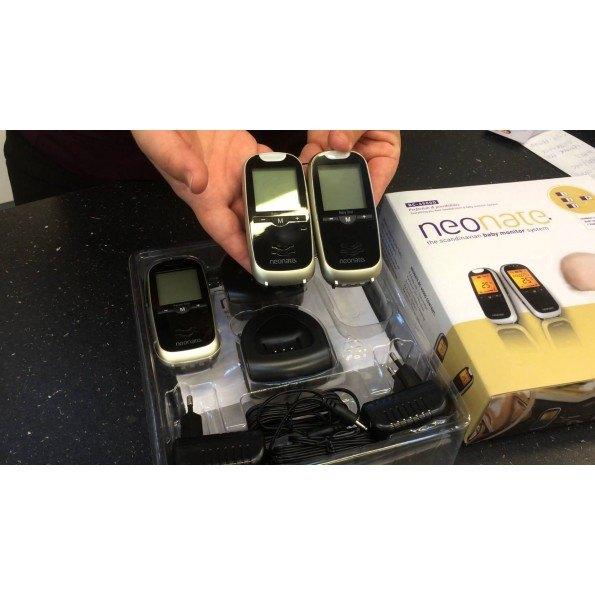Neonate BC6500D Babyalarm - 100% Prisgaranti og gratis ombytte