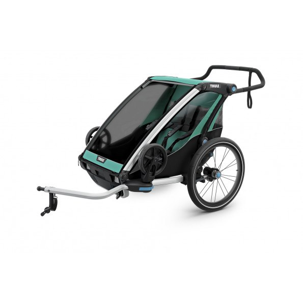Thule Chariot Lite 2 (2019) multisporttrailer - Bluegrass
