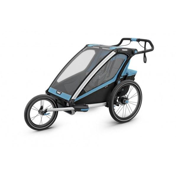 Thule Chariot Sport2, Blue Cykelanhænger