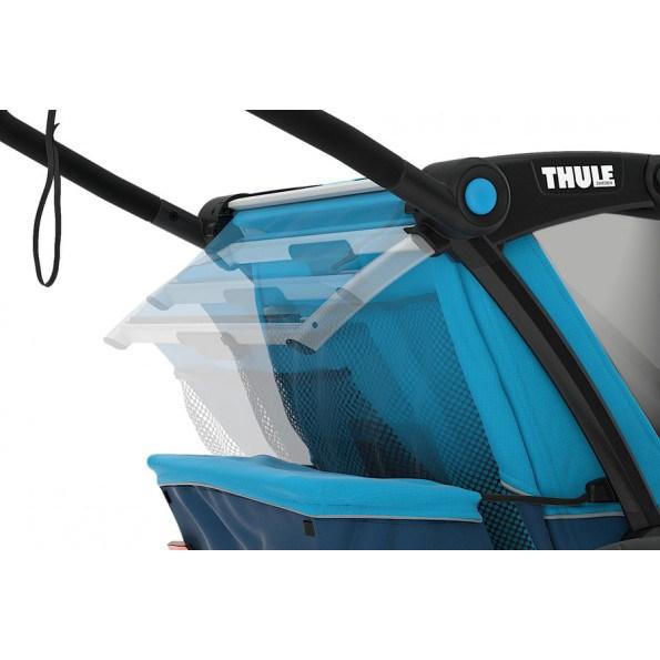 Thule Chariot Cross1, Blue Cykelanhænger