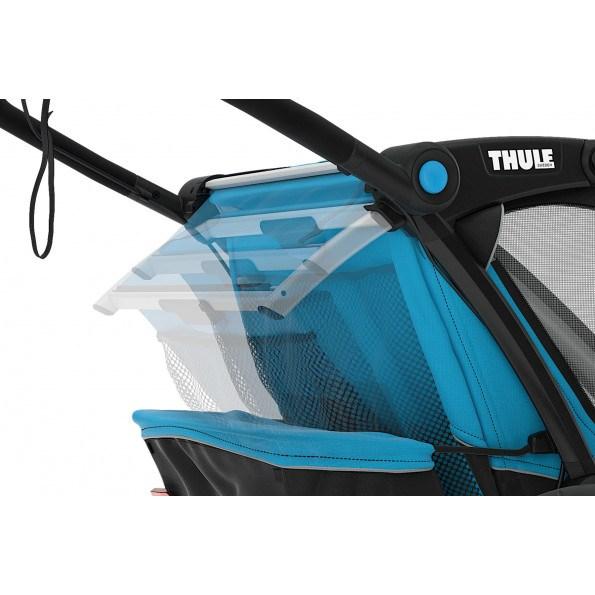 Thule Chariot Sport1, Blue Cykelanhænger