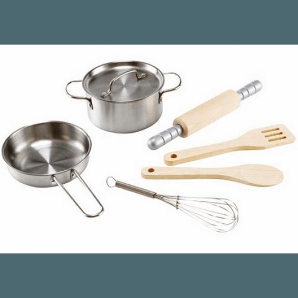 HAPE Chef's Cooking Set Aktivering