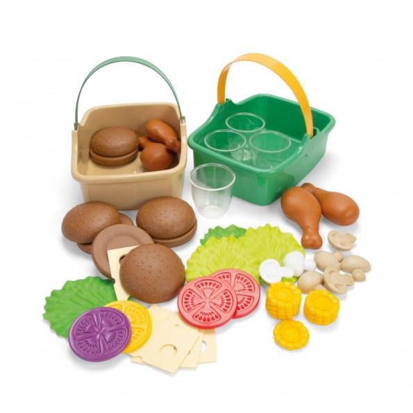 Dantoy Green Garden picnicsæt