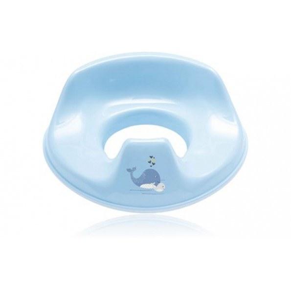 Baby Dan Wally Whale - Toiletsæde justebar