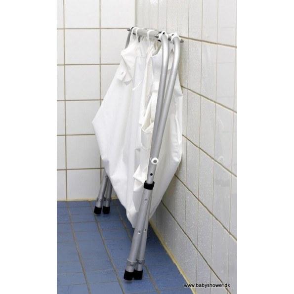 BibaBad Flexi badekar 80-100 cm - Sølv