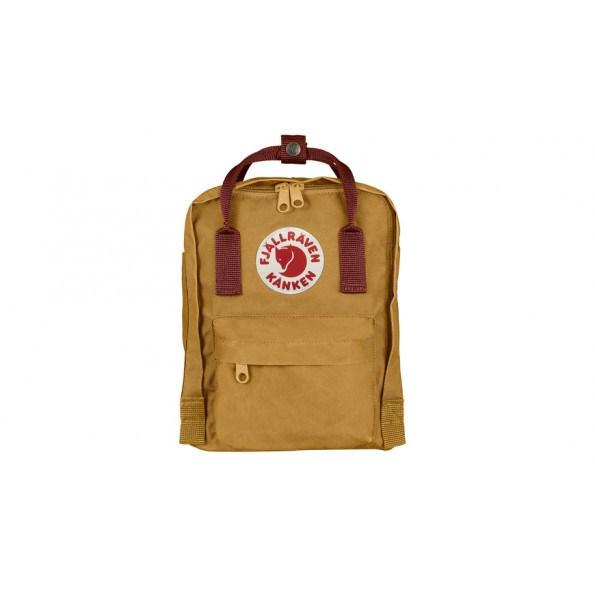 Fjällräven Mini Kånken rygsæk - Acorn-Ox Red