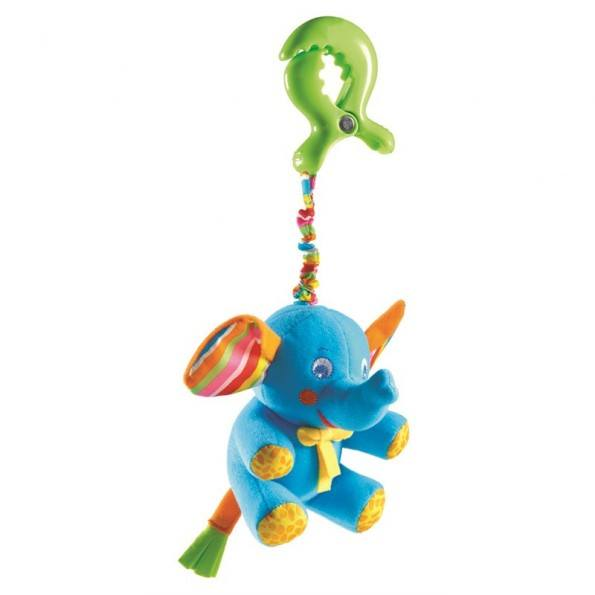 TINY LOVE Eli Elephant Clipsfigur
