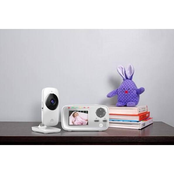 Motorola Babyalarm MBP482 - Video