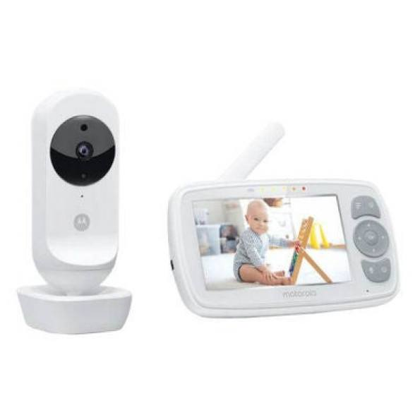 Motorola Babyalarm Ease 34 - Video