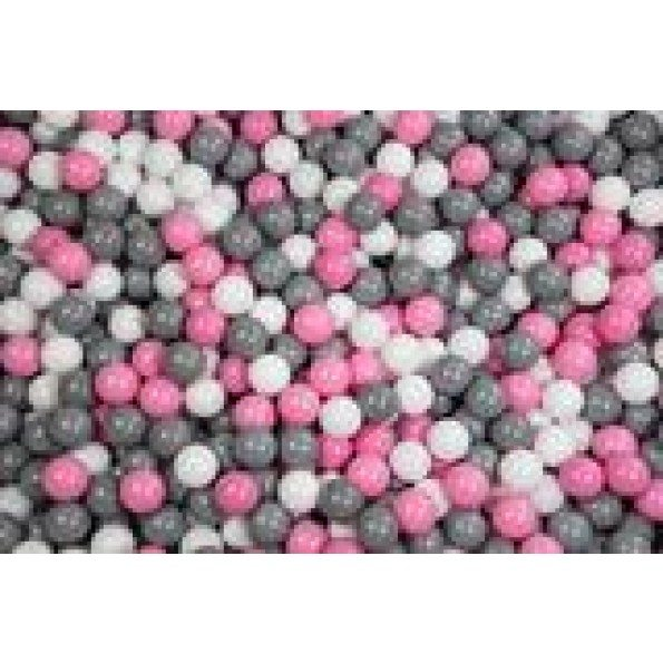 MISIOO Ekstra bolde - Powder rosa Bold