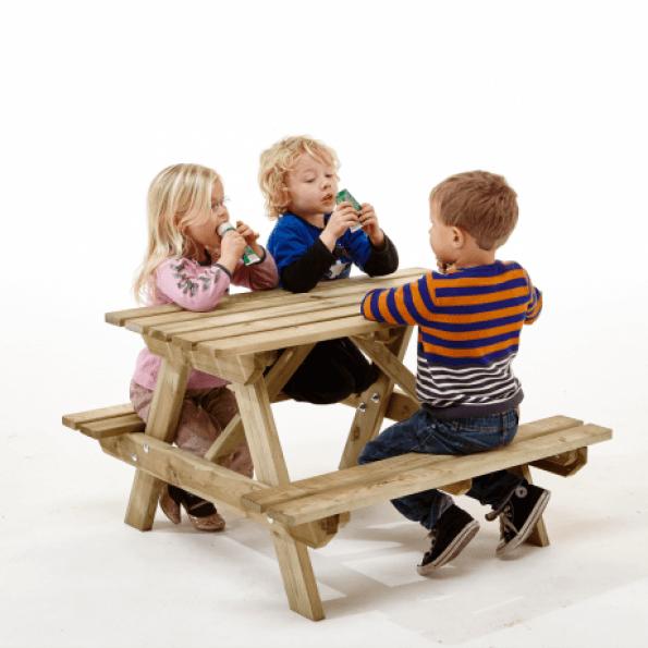 Nordic Play Børne bord-/bænksæt - Fyr