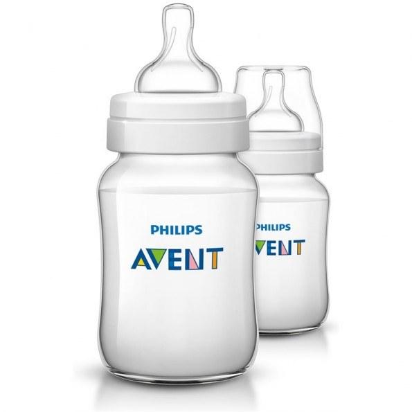 Philips Avent Classic+ Sutteflaske - 260 ml - 2stk