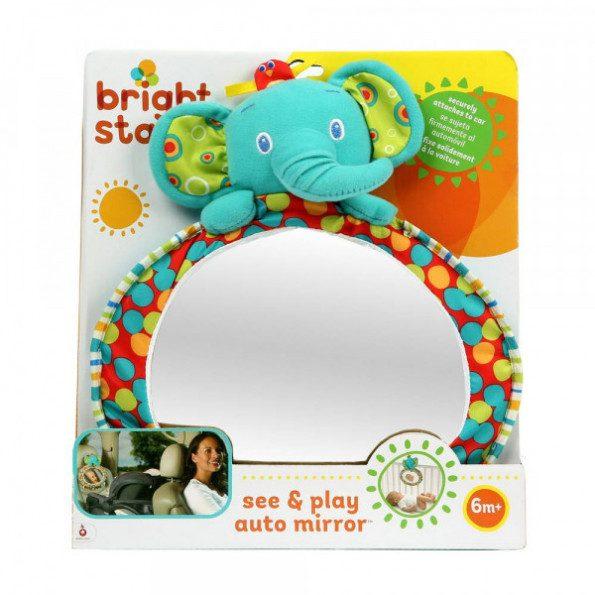 Bright Starts bilspejl