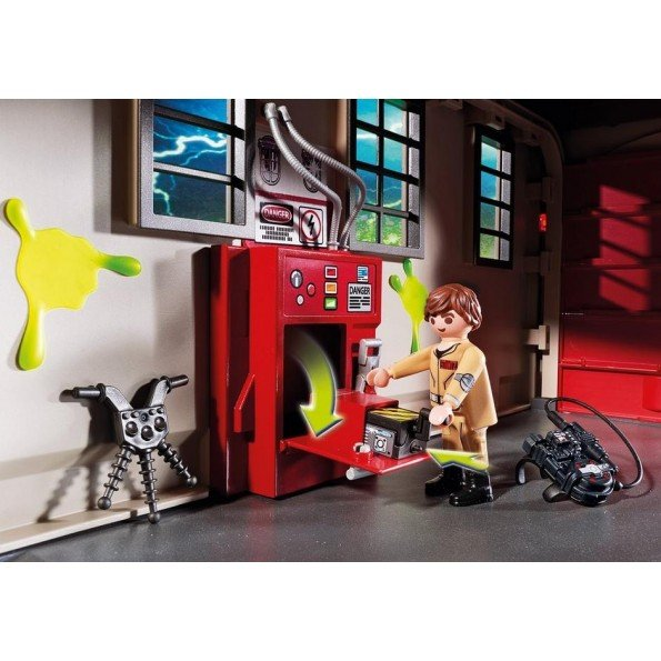 Playmobil Ghostbusters brandstation - 9219