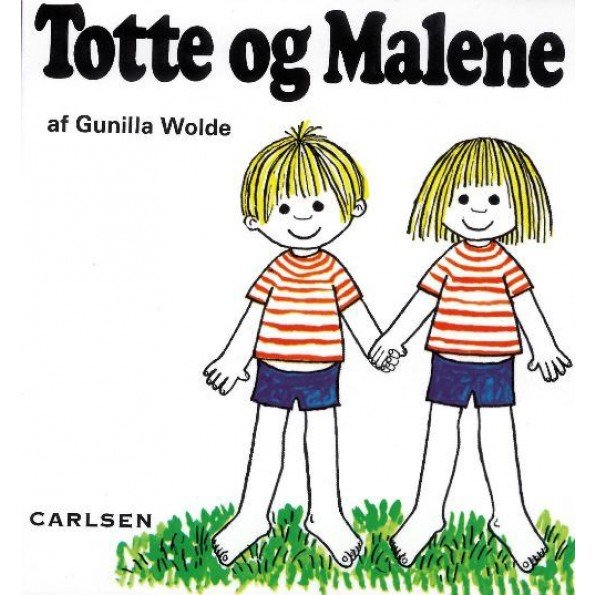 Carlsen Totte og Malene
