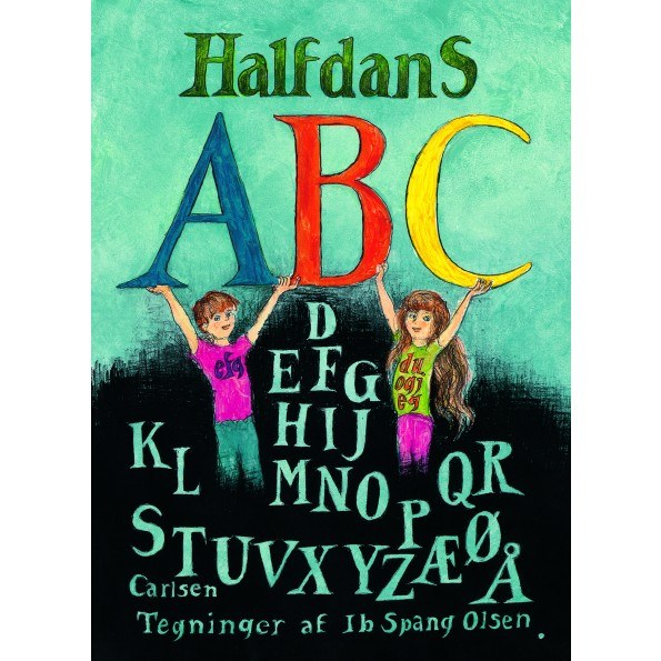 Carlsen, Halfdans ABC