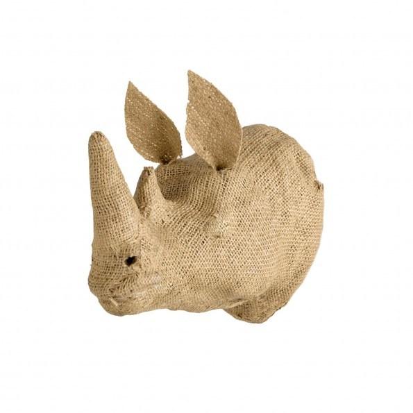 QUAX dyretrofæ – Næsehorn
