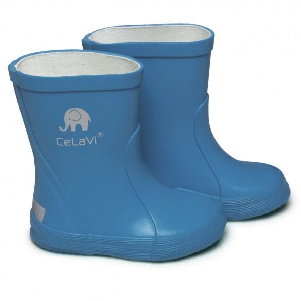 CeLaVi Gummistøvler - Blå