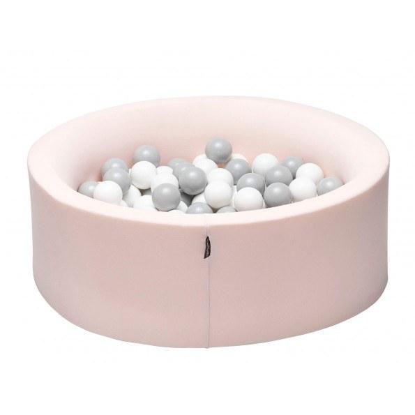Tiny Republic boldbassin 90x30 - lyserød