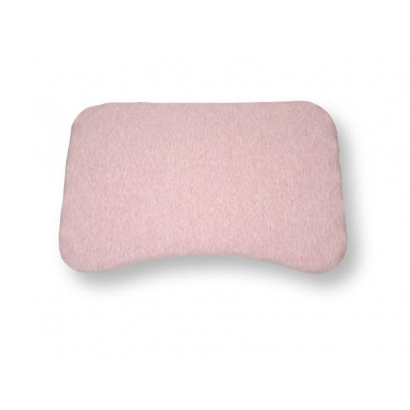 Baby Cloud pudebetræk til småbørnspude - Pink