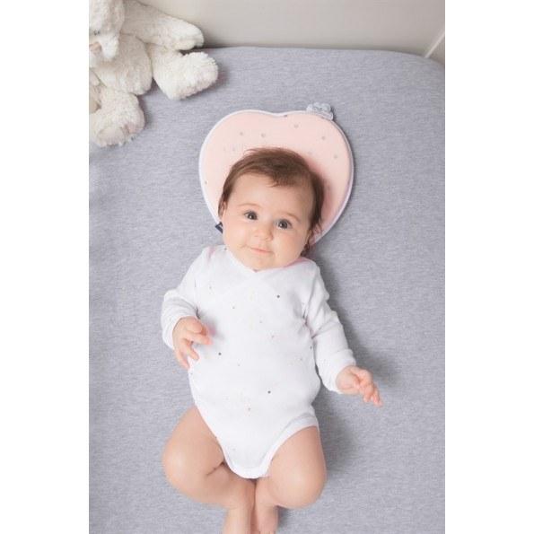 Babymoov Ergonomiske babypude - Lyserød