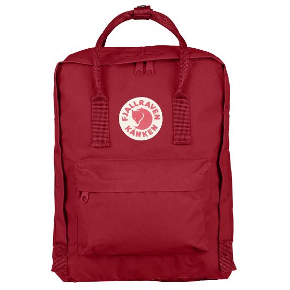 Fjällräven Kånken rygsæk - deep red