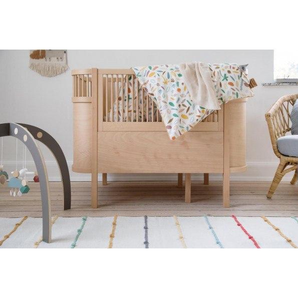 Sebra baby sengetøj - Wildlife - 70x100 cm.