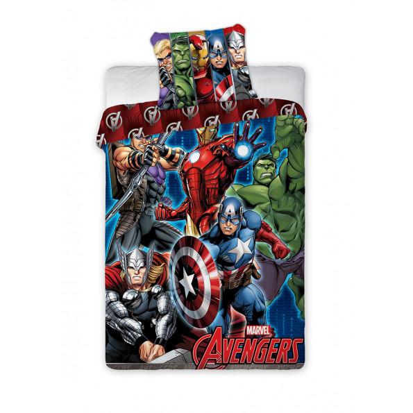 Avengers Sengetøj 140x200 + 60x63