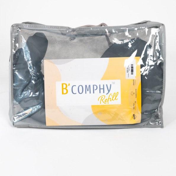 B'Comphy Refill til Ammepude (3-i-1) - Grå