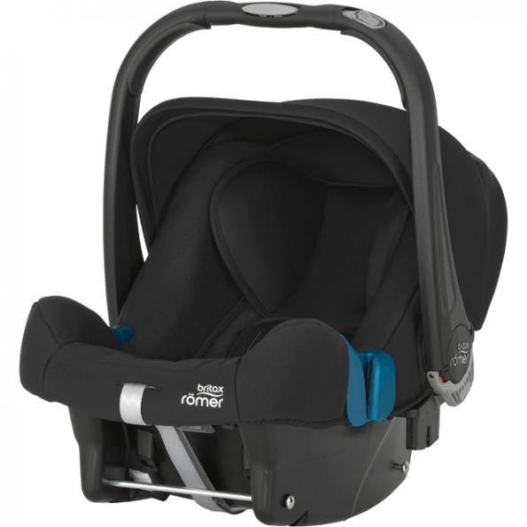 Römer Baby-Safe Plus SHR II Autostol - Cosmos Black