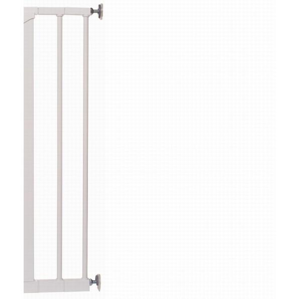 BabyDan Extend-A-Gate, 2 stk. - hvid