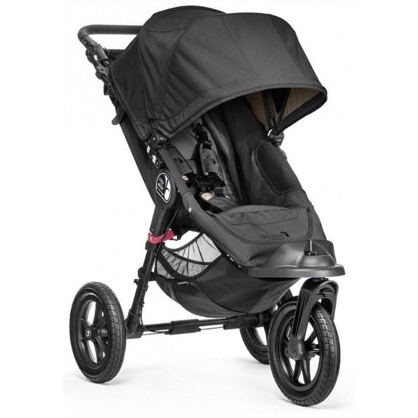 Baby Jogger City Elite Single - Sort