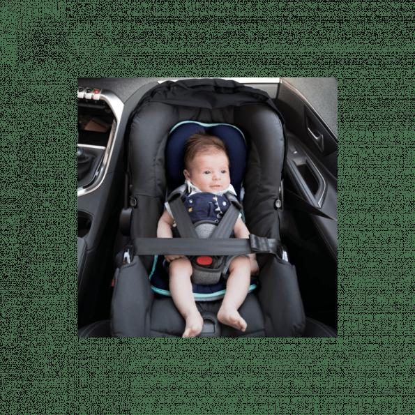 Babymoov Cosymorpho ergonomisk polstringspude - smokey