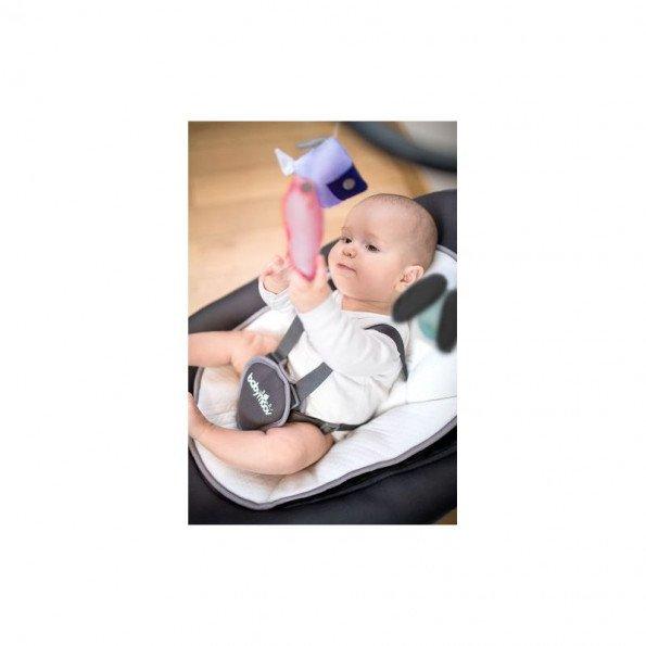 Babymoov Swoon Motion skråstol - zinc