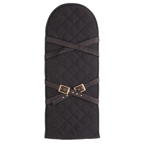Sleepbag Bæreplade med remme - Sort