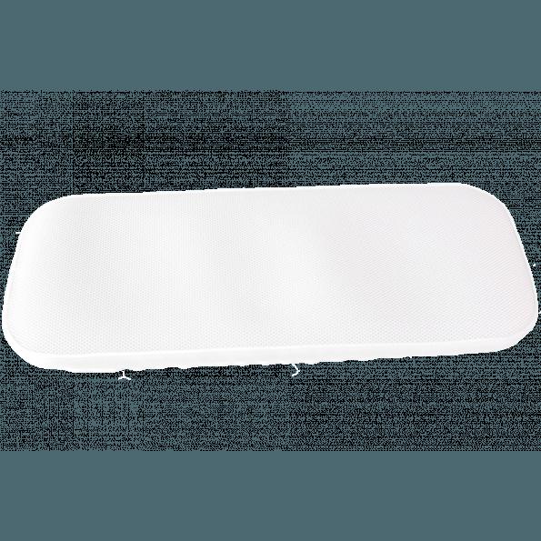 Heybasic 3D lux air madras til barnevogn 36x96 cm