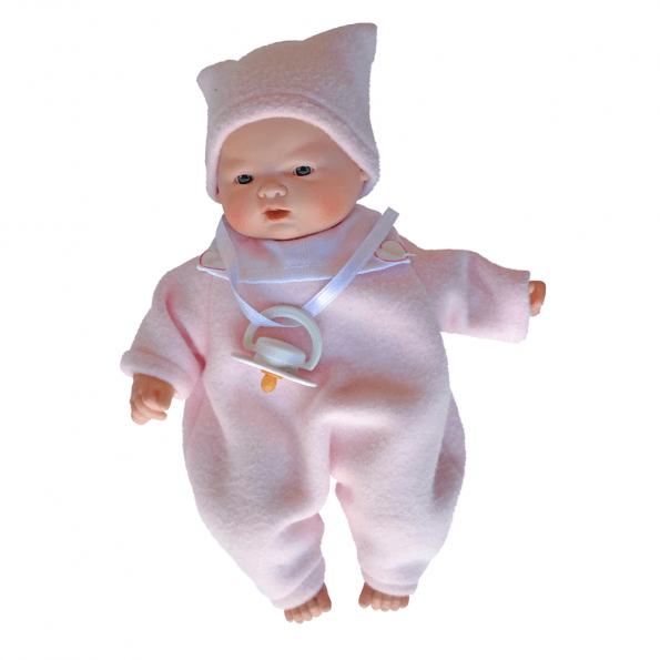 Barrutoys dukke 24 cm - Baby Andrea