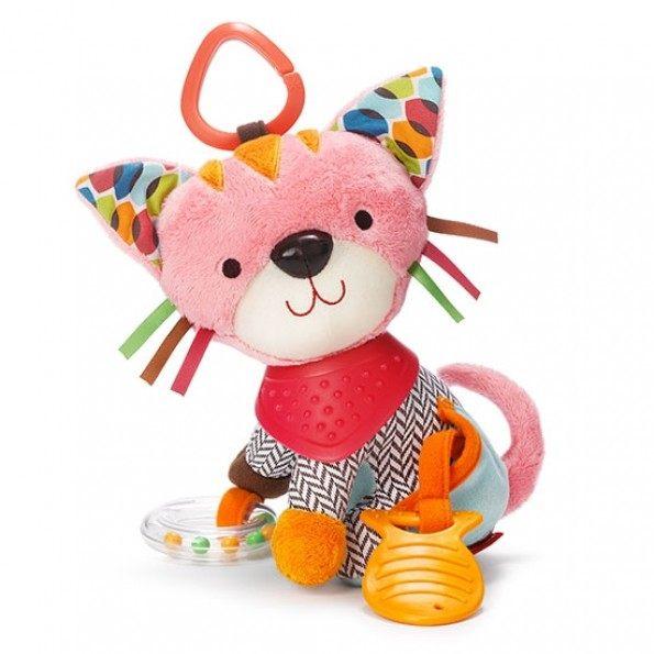 Skip Hop Bandana Buddies - Kattekilling Babylegetøj