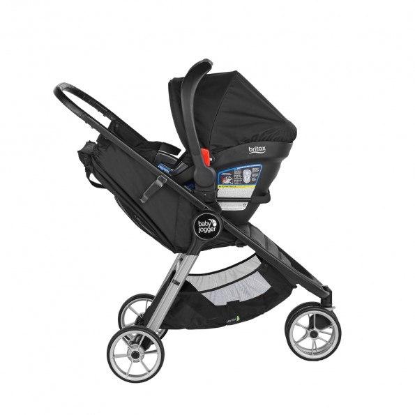 Baby Jogger autostolsadapter til Britax - City Mini 2 / GT 2