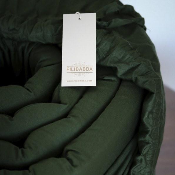 Filibabba sengerand - dark green