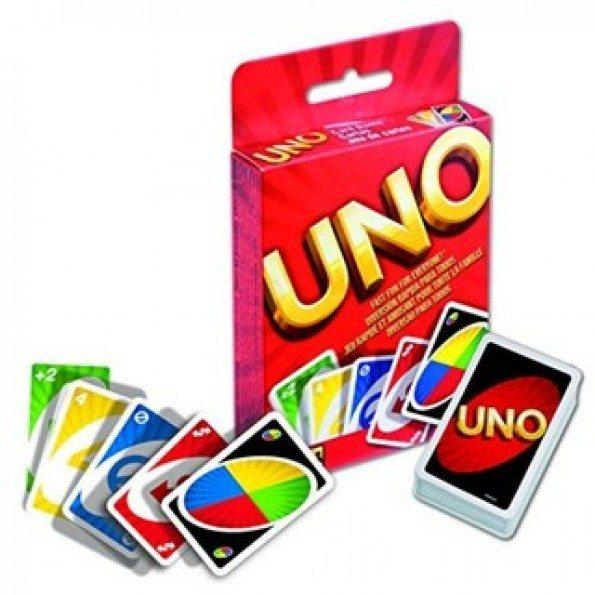Hasbro Uno - kortspil