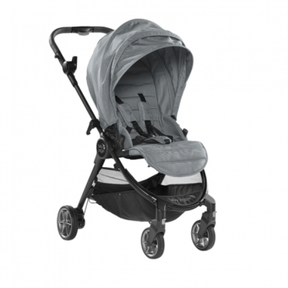 Baby Jogger City Tour LUX Klapvogn – Slate
