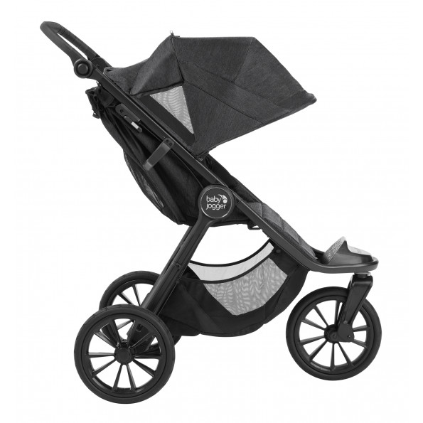 Baby Jogger City Elite 2 klapvogn - Jet 2020