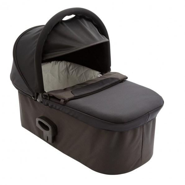 Baby Jogger Deluxe Pram Single Lift - Sort