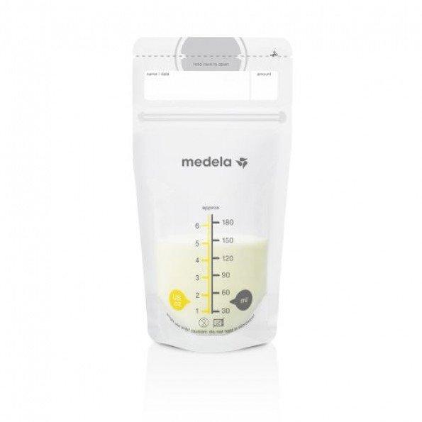 Medela Opbevaringspose til brystmælk, 25 stk